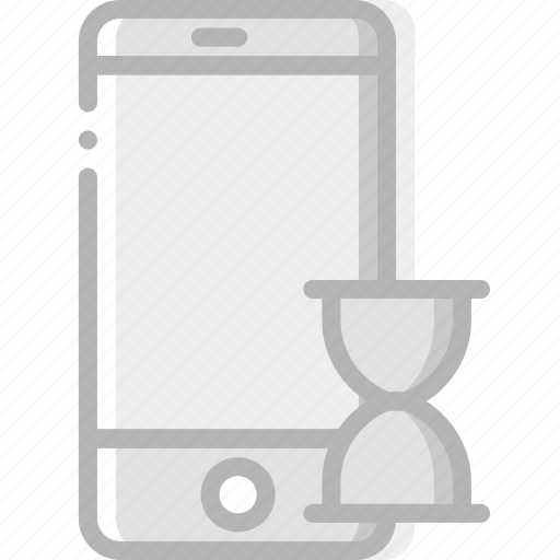 communication, interaction, interface, loading, smartphone icon