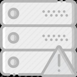 communication, interaction, interface, network, warning icon