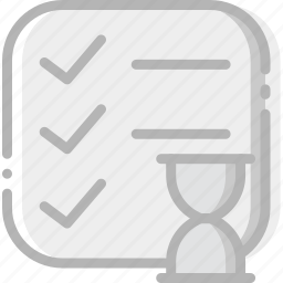 communication, do, interaction, interface, list, loading, to icon