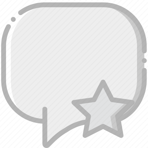 communication, conversation, favorite, interaction, interface icon