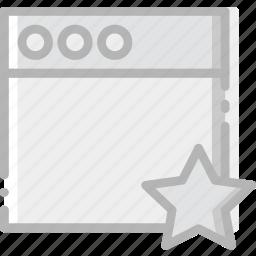 communication, favorite, interaction, interface, window icon
