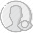 communication, hide, interaction, interface, profile