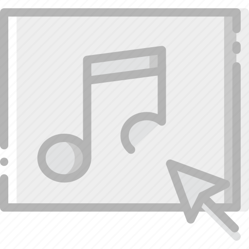 album, click, communication, interaction, interface icon
