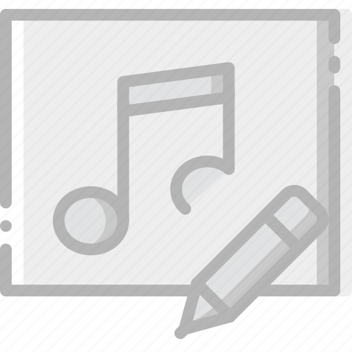 album, communication, edit, interaction, interface icon