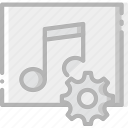 album, communication, interaction, interface, settings icon