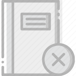 communication, delete, interaction, interface, notes icon