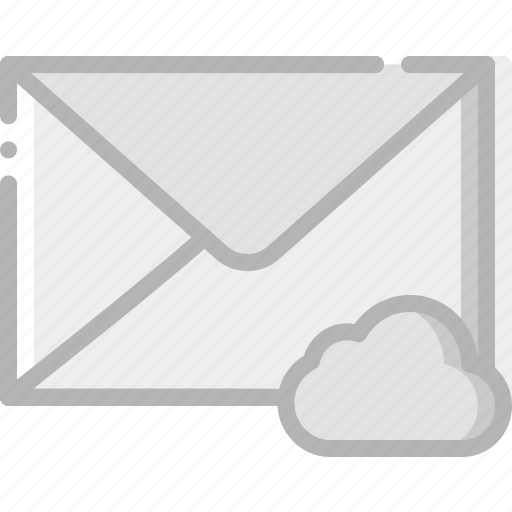 add, cloud, communication, interaction, interface, mail, to icon