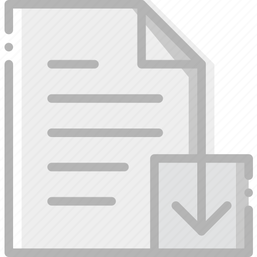 communication, download, file, interaction, interface icon
