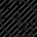clock, communication, interaction, interface, upload icon