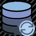 communication, database, interaction, interface, sync