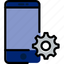 communication, interaction, interface, settings, smartphone