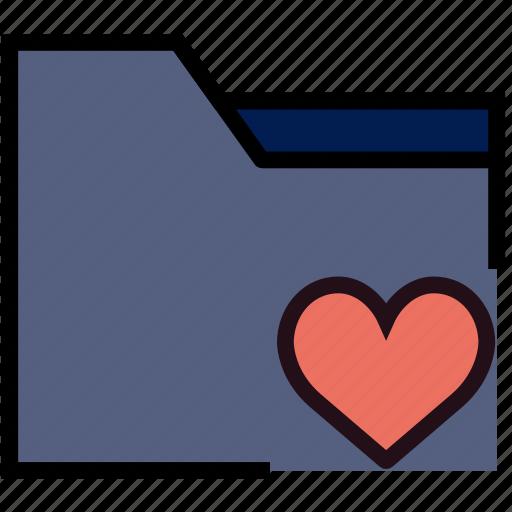 communication, folder, interaction, interface, like icon