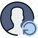 communication, interaction, interface, profile, refresh