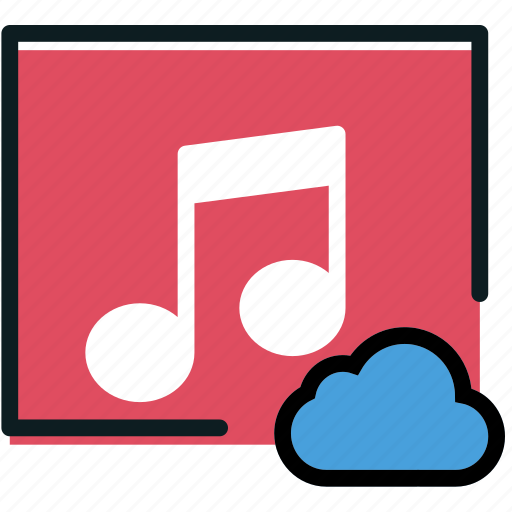 add, album, cloud, communication, interaction, interface, to icon