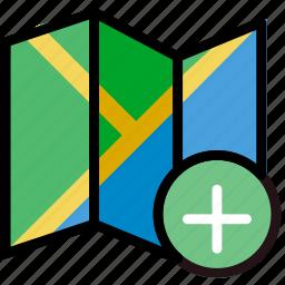 add, communication, interaction, interface, map icon