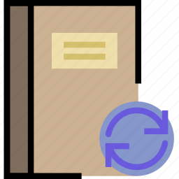 communication, interaction, interface, notes, sync icon