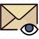 communication, hide, interaction, interface, mail