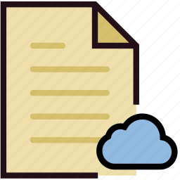 add, cloud, communication, file, interaction, interface, to icon