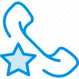 communication, favorite, interaction, interface, phonecall icon