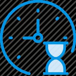 clock, communication, interaction, interface, loading icon