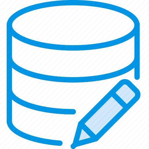 communication, database, edit, interaction, interface icon