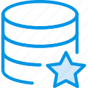 communication, database, favorite, interaction, interface icon