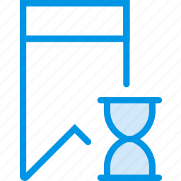 bookmark, communication, interaction, interface, loading icon