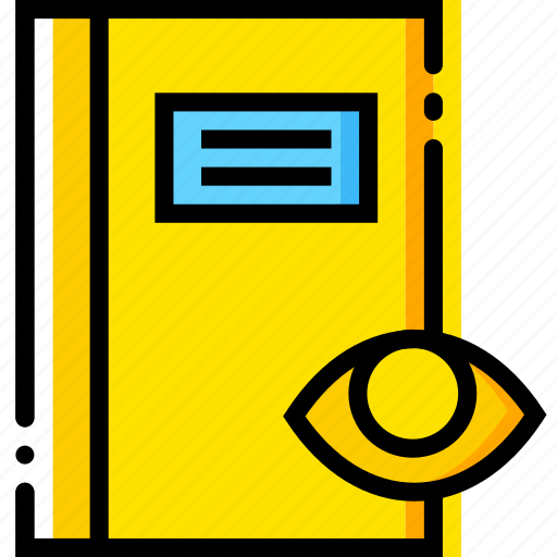 communication, hide, interaction, interface, notes icon