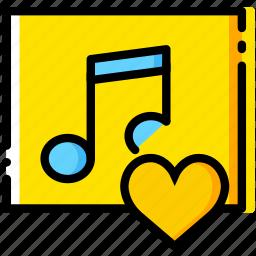 album, communication, interaction, interface, like icon