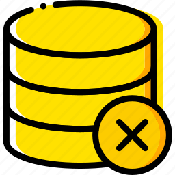communication, database, delete, interaction, interface icon