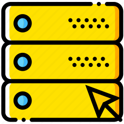 click, communication, interaction, interface, network icon