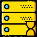 communication, interaction, interface, loading, network