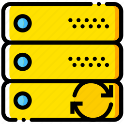 communication, interaction, interface, network, sync icon