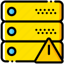 communication, interaction, interface, network, warning icon