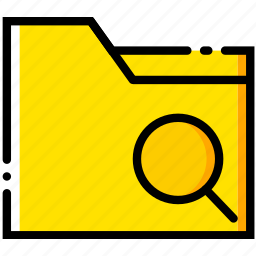 communication, folder, interaction, interface, search icon