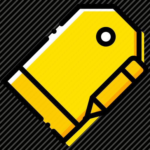 communication, edit, interaction, interface, pricetag icon