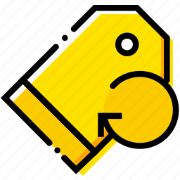 communication, interaction, interface, pricetag, refresh icon