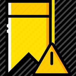 bookmark, communication, interaction, interface, pricetag icon