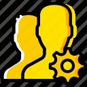 communication, interaction, interface, profiles, settings