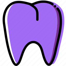 health, healthcare, medical, premolar icon