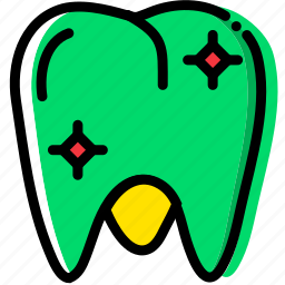 health, healthcare, healthy, medical, molar icon