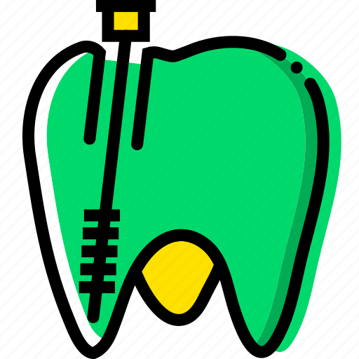 channel, health, healthcare, medical, nerve, treatment icon