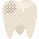 health, healthcare, medical, mildly, molar, rotten icon
