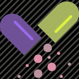 antibiotics, health, healthcare, medical icon