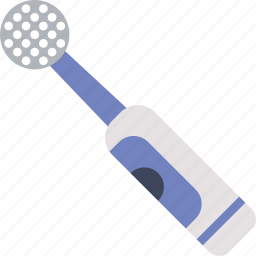 electric, health, healthcare, medical, toothbrush icon