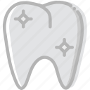 health, healthcare, healthy, medical, premolar icon