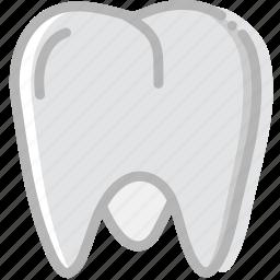 health, healthcare, medical, molar icon