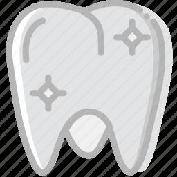 health, healthcare, healthy, medical, molar icon