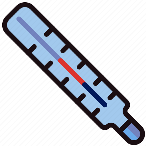 health, healthcare, medical, thermometer icon