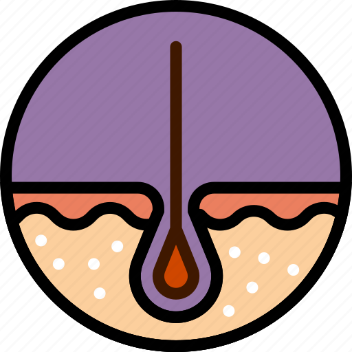 epiderma, health, healthcare, medical icon